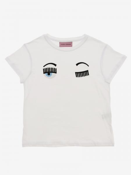 T-shirt Chiara Ferragni con eyes flirting