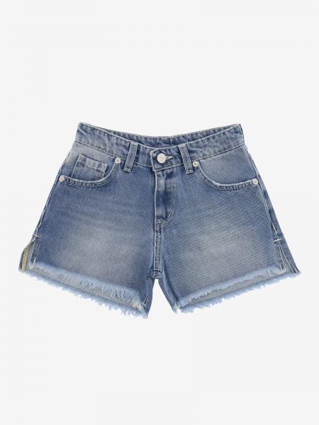 Shorts di jeans con eyes flirting
