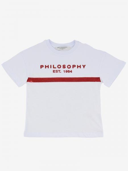 Футболка Детское Philosophy Di Lorenzo Serafini