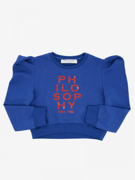 Sweater kids Philosophy Di Lorenzo Serafini