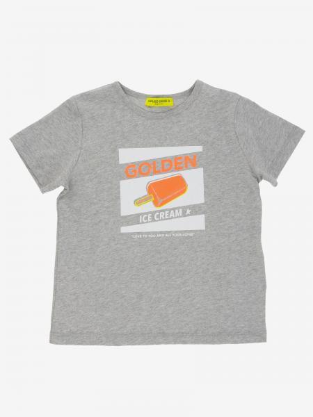 Golden Goose t-shirt with ice cream print