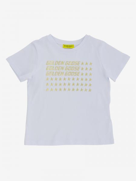 T-shirt kids Golden Goose
