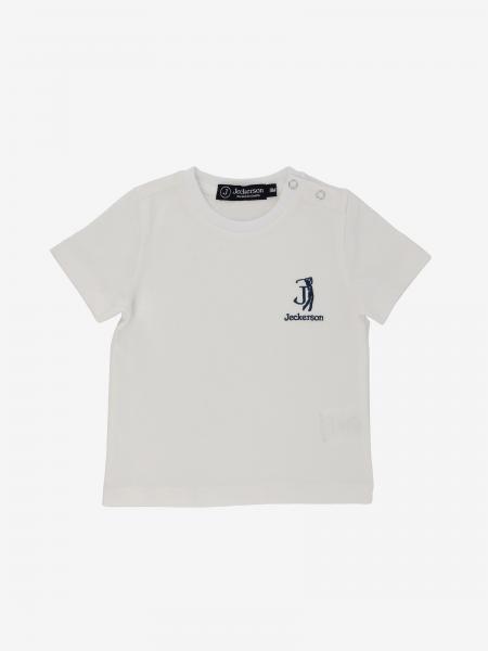 Jeckerson T-shirt with logo print
