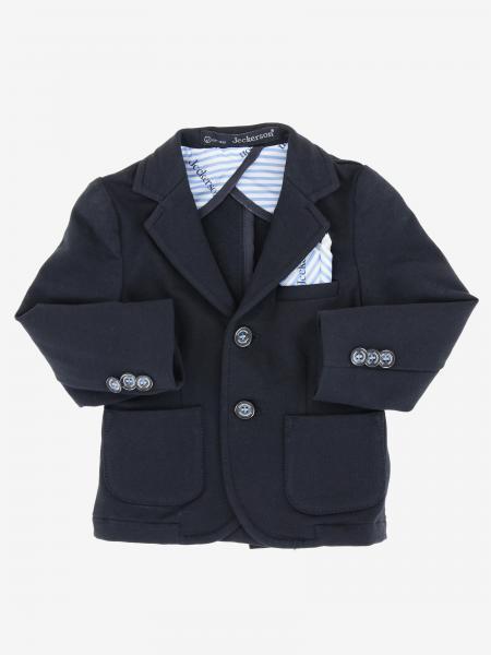 Jeckerson single-breasted jersey jacket