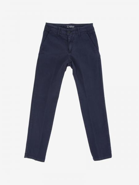 Pantalone Jeckerson in raso stretch