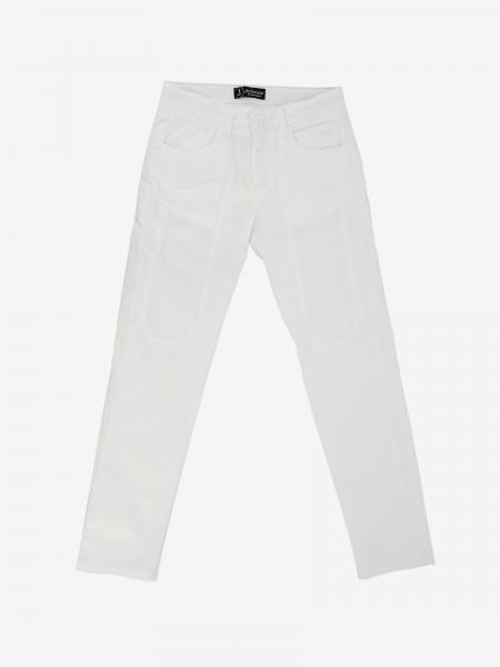 Pantalone Jeckerson in armaturato stretch