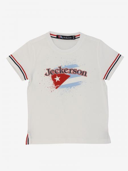 T-shirt kids Jeckerson