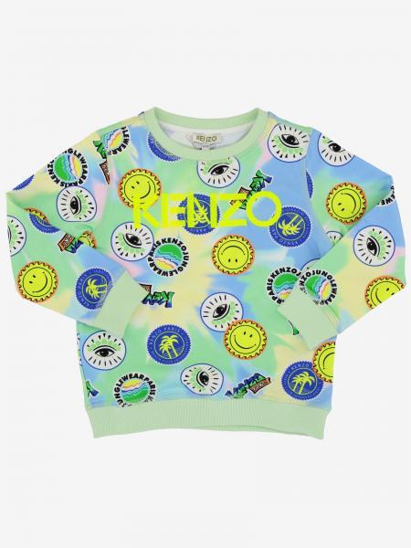 Kenzo crewneck sweatshirt with all over prints