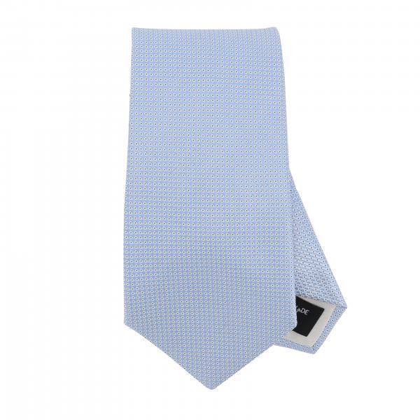 Giorgio Armani 微型印花真丝领带