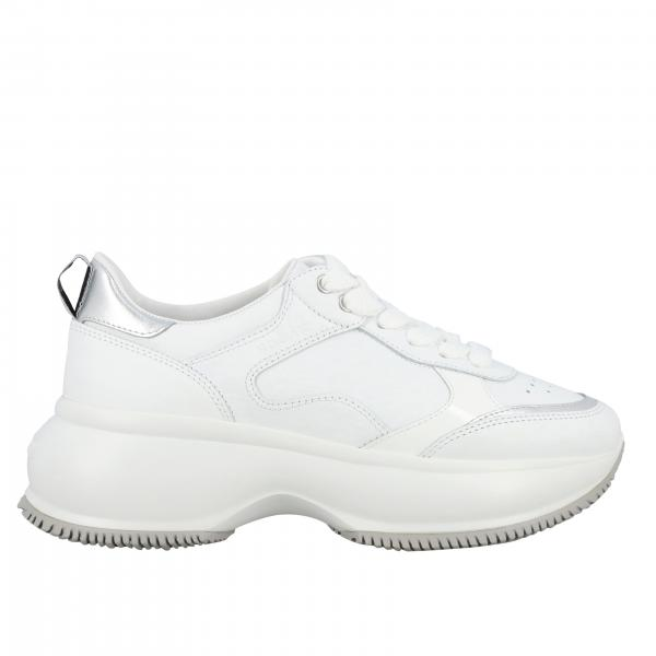 Sneakers Maxi I Active Hogan in pelle
