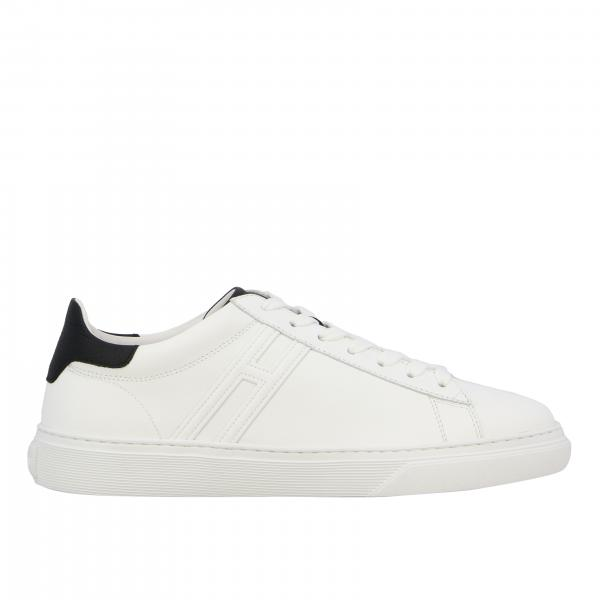 Sneakers 365 Hogan in pelle con big H