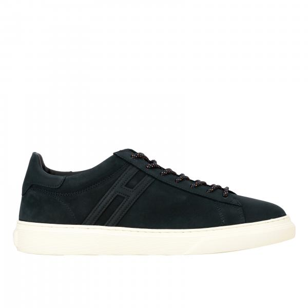 Baskets 365 Hogan en nubuck avec grand H