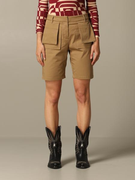 Pantaloncino Frankie Morello in popeline