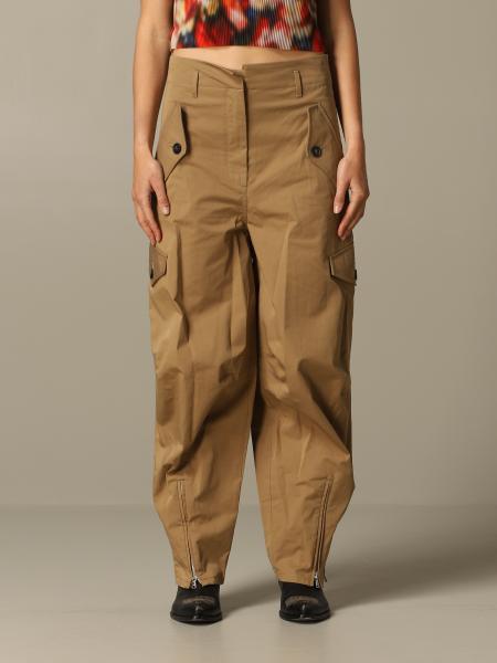 Pantalon Frankie Morello en popeline