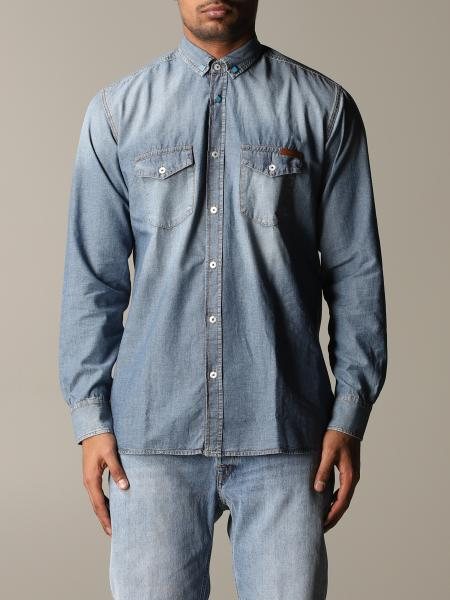 Golden Goose: Golden Goose denim shirt