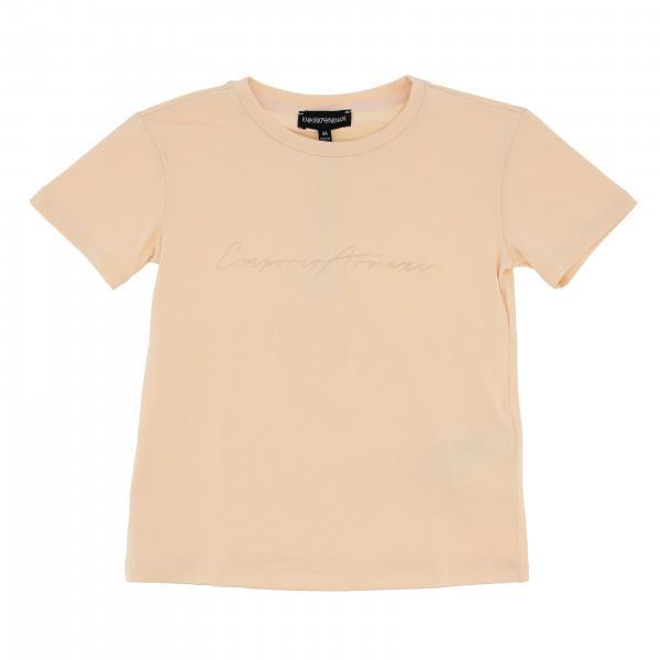 Camisetas niños Emporio Armani