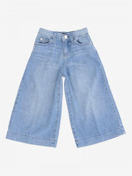 Jeans large Emporio Armani