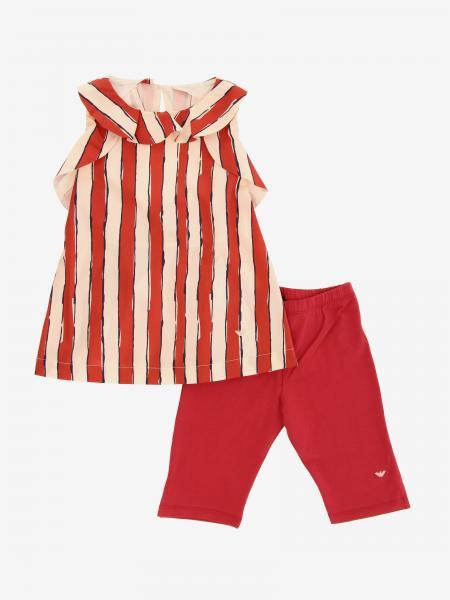 Completo top + leggings Emporio Armani