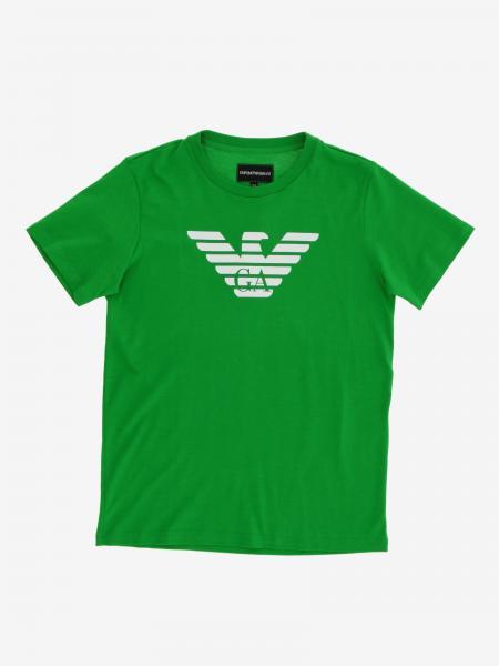Emporio Armani T-Shirt mit Logo-Print