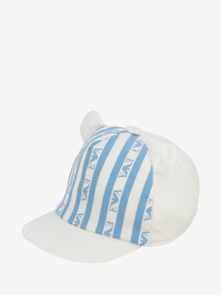 Emporio Armani logo 帽子