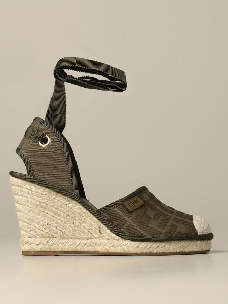 Zapatos mujer Fendi