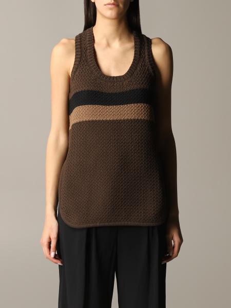Fendi cotton tank top