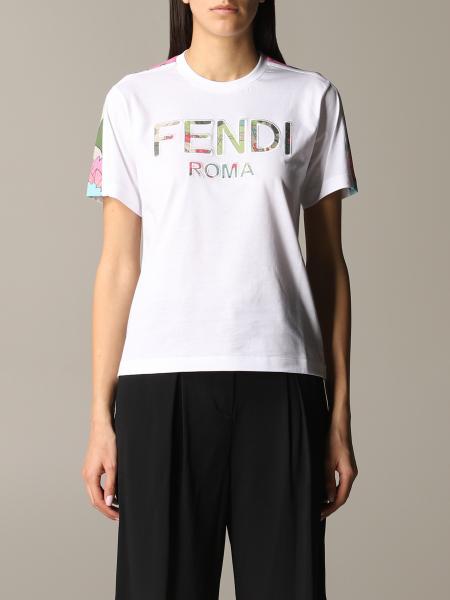 Camiseta mujer Fendi