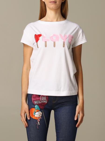 T恤 女士 Love Moschino