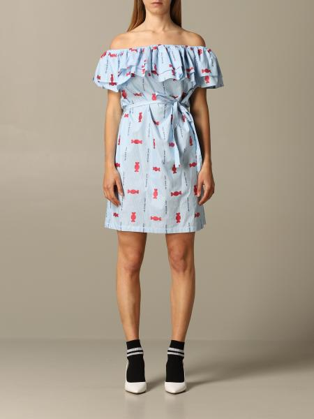 Dress love moschino dress with all over candy Love Moschino - Giglio.com