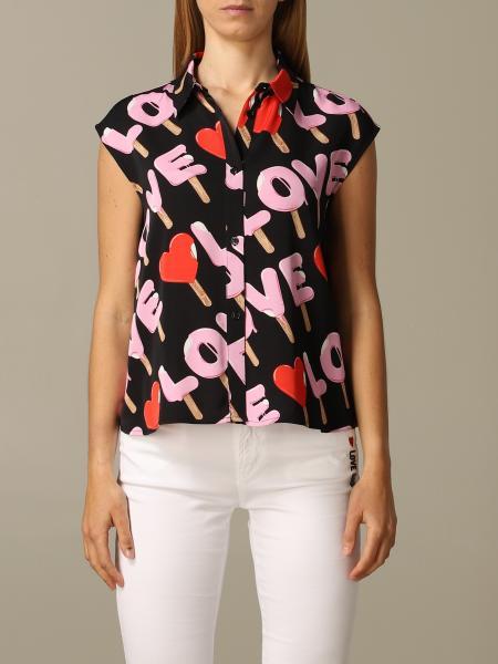 Блузка Женское Love Moschino