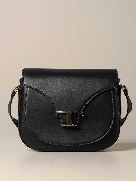 New T Tod's shoulder bag in leather