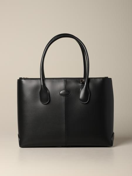 Tod's D bag medium shopping bag in leather