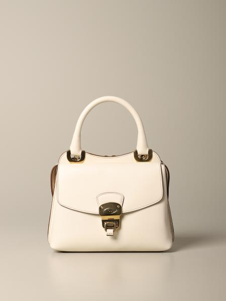 Tod's mini handbag in leather with zip