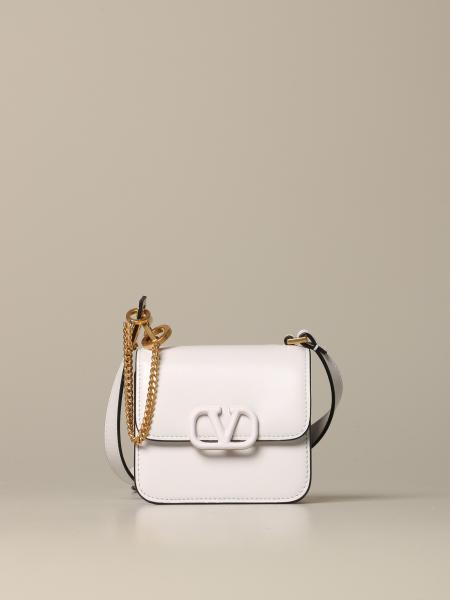 Valentino Garavani VLogo micro leather bag
