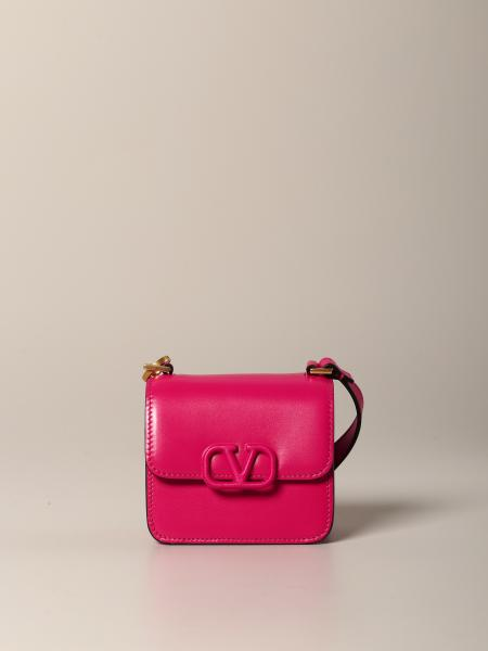 Valentino Garavani VLogo micro leather bag