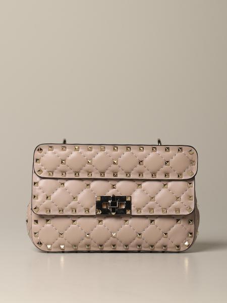 Valentino Garavani Rockstuds Spikes leather bag