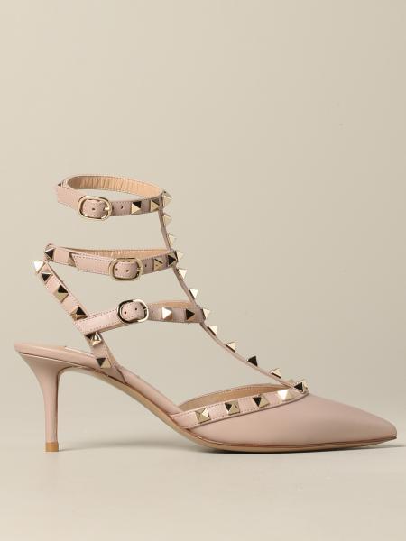 Valentino Garavani Rockstud pumps in leather