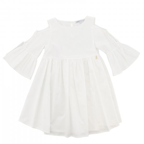 Patrizia Pepe wide cotton dress