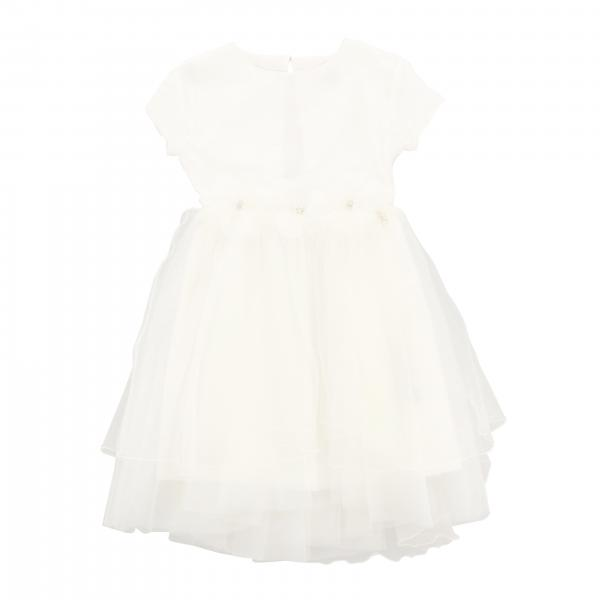 Patrizia Pepe dress with wide tulle skirt