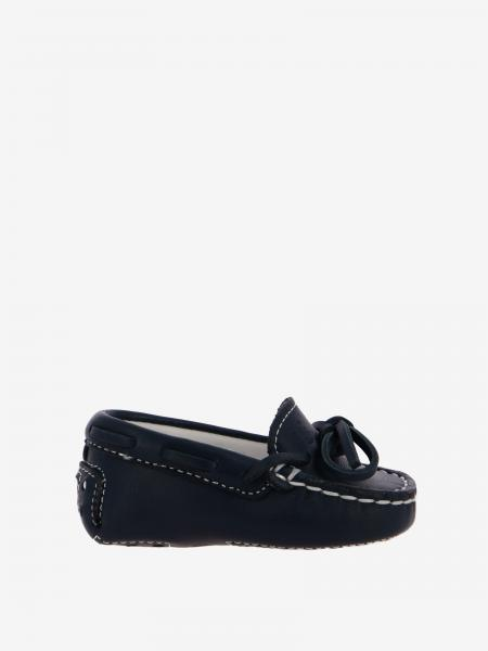 Tod's Gommini Drive moccasin in leather with laces