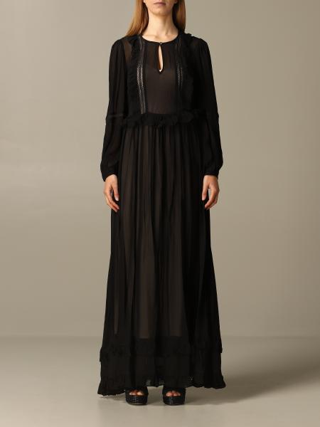 Twin Set 长款连衣裙
