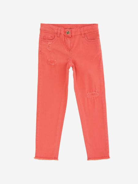 Twin-set 5-pocket trousers