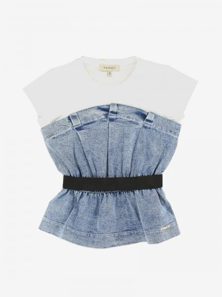 Top enfant Twin Set