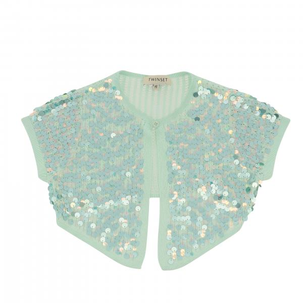 Cardigan Twin-set con paillettes