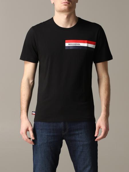 T-shirt Rossignol a maniche corte con logo