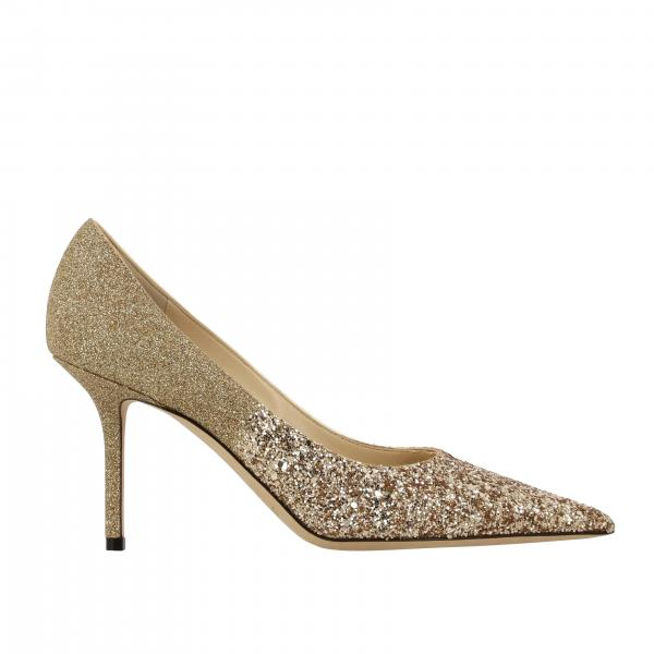 Love Jimmy Choo Glitzer Pumps