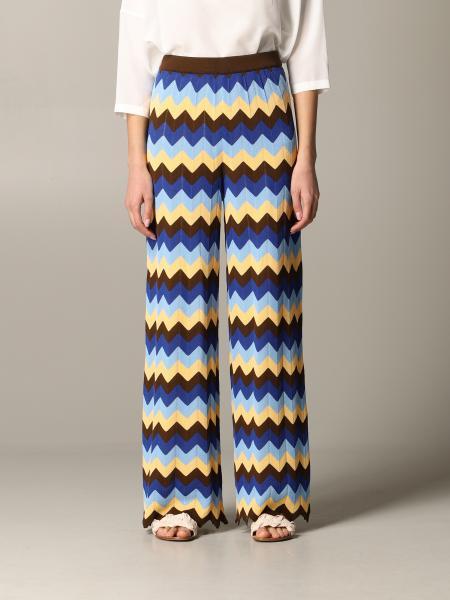Trousers women M Missoni