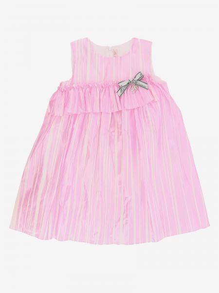 Miss Blumarine Kleid mit Schleife