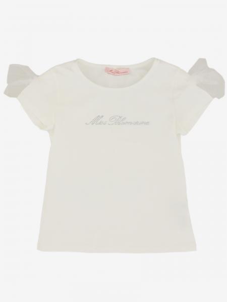T-shirt kids Miss Blumarine