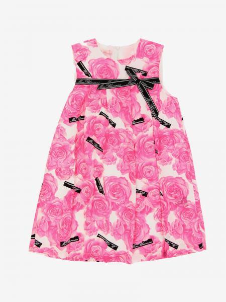 Miss Blumarine Kleid mit Blumenmuster